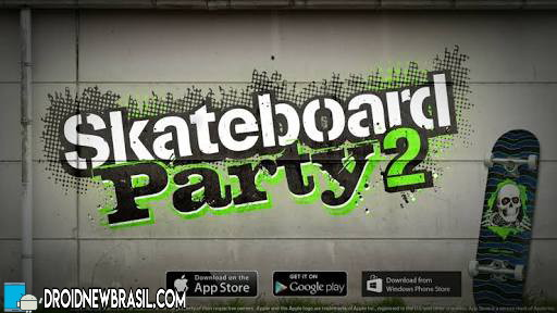 Skateboard Party 2 1.20 Apk Mod – OBB