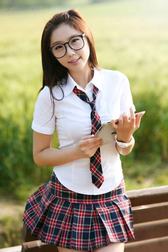 Korean Girls Photos-9542