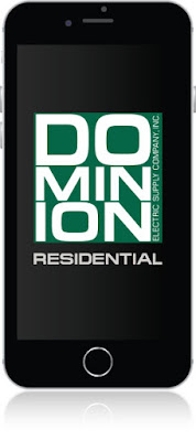 Dominion Electric Supply Smart Phone Residential Lighting App