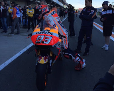 Prediksi Hasil Race MotoGP Valencia, Spanyol 2016