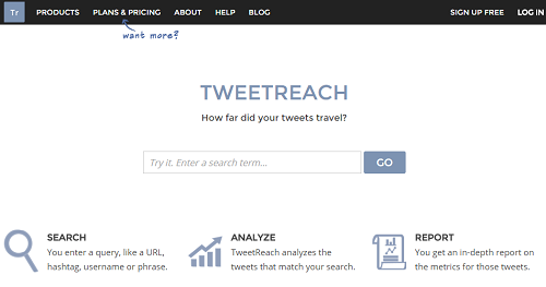 Ferramentas De Monitoramento De Redes Sociais Tweetreach