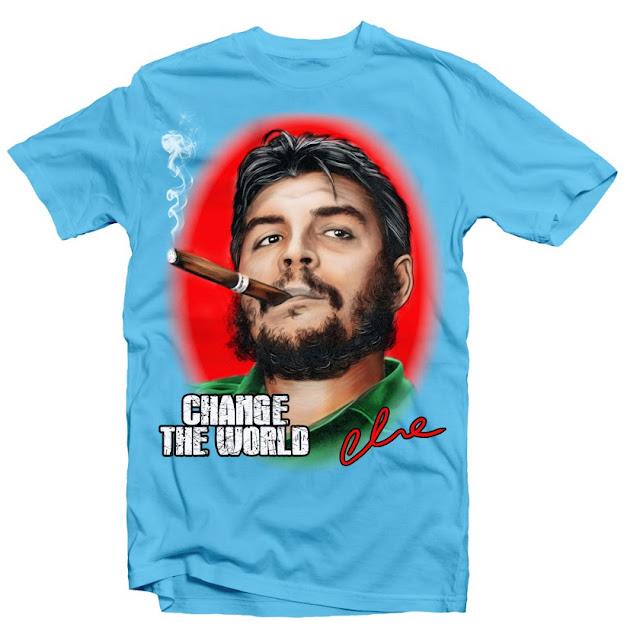 che guevara tshirt design