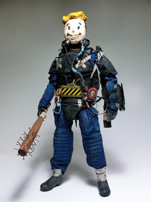 Creepy Japanese Toy : Finding cain japanese modder turns cute toys into