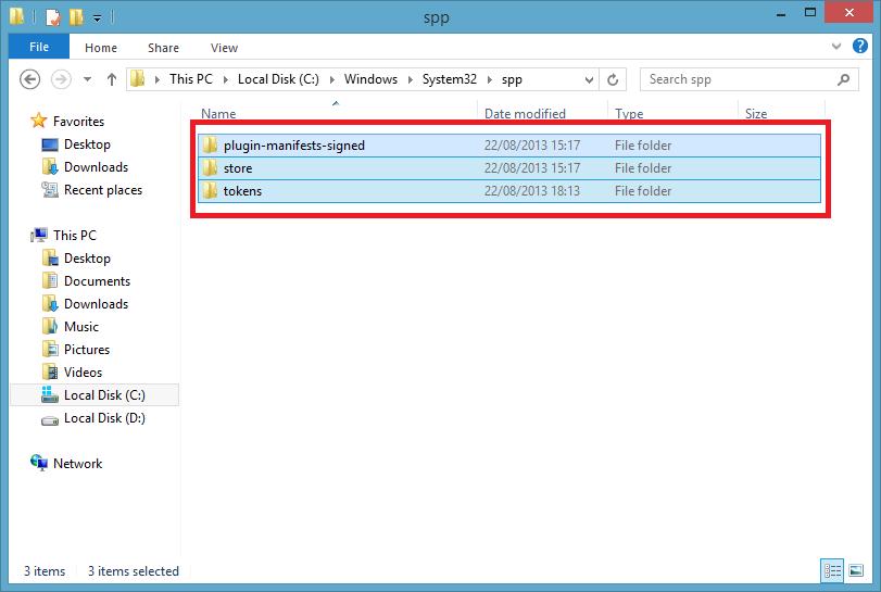 Product Key Untuk Aktivasi Windows 8