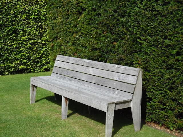 drewniana ławka