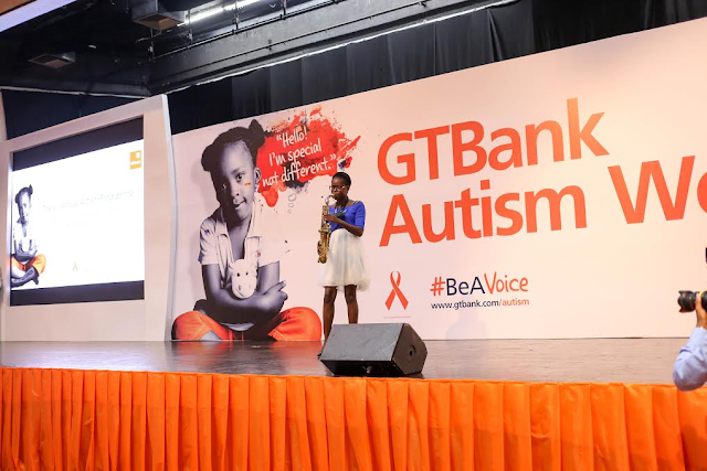 WOW!!! Tobi Sax proves to the world that children living with autism are special