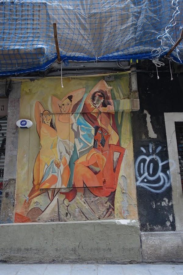ラ・プラタ通り(Carrer de la Plata)