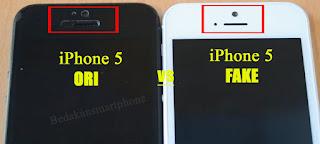 Perhatikan Kamera Depan dan Lampu Notifikasi iPhone 5