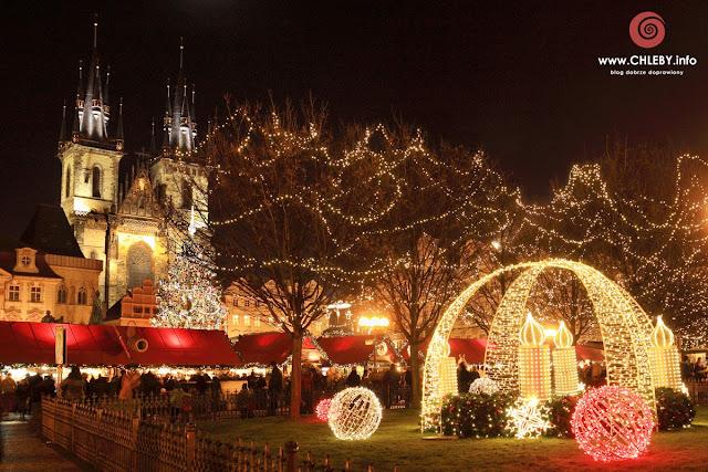 Boże Narodzenie w Czechach