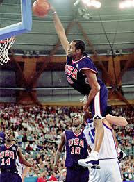 vince carter jumping over person explosive training