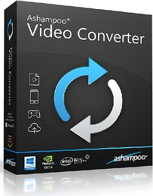 تحميل برنامج تحويل صيغ الفيديو Ashampoo Video Converter