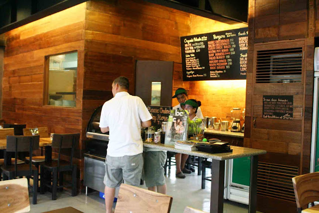 The Farm Organics Restaurant Alabang Hills