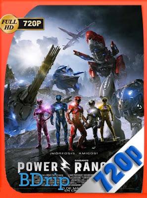Power Rangers (2017) HD BDRIP [720P] Latino [GoogleDrive] DizonHD