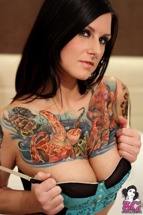 Suicide girls tattoos body has