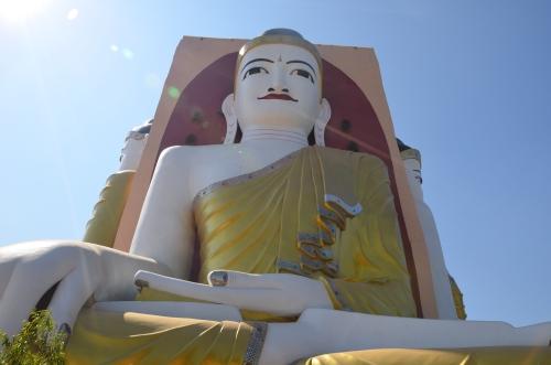 Kyaik Pun Pagoda, Bago, Birma