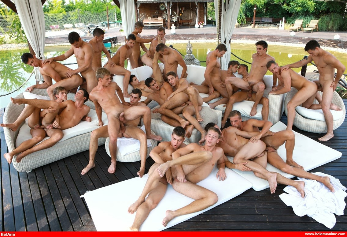 Gangbang archive euro milf gangbanged by 20 different guys 7