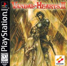 Vandal Hearts II  - PS1 - ISOs Download