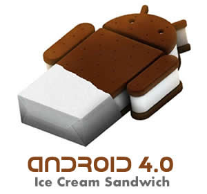 Android versi 4.0-4.0.4 (ICS: Ice Cream Sandwich)