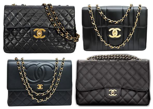 8587781ea Se você tem dúvidas sobre as bolsas Chanel Reissue e Chanel Classic ...