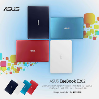 ASUS EeeBook E202 - Citro Mduro