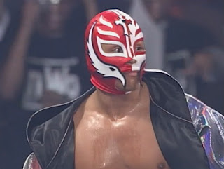 WCW Starrcade 1998 Review - Rey Mysterio faced Kidman and Juventud Guerrera