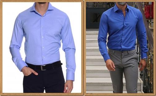 klasik-mavi-renk-gomlek-modelleri-3
