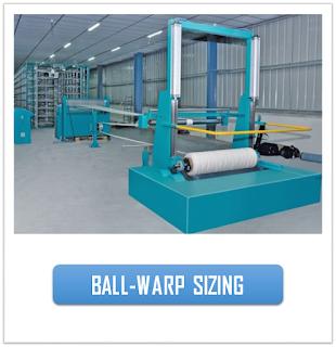 Ball-Warp-Sizing