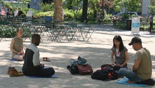 meditation as a stress reducer