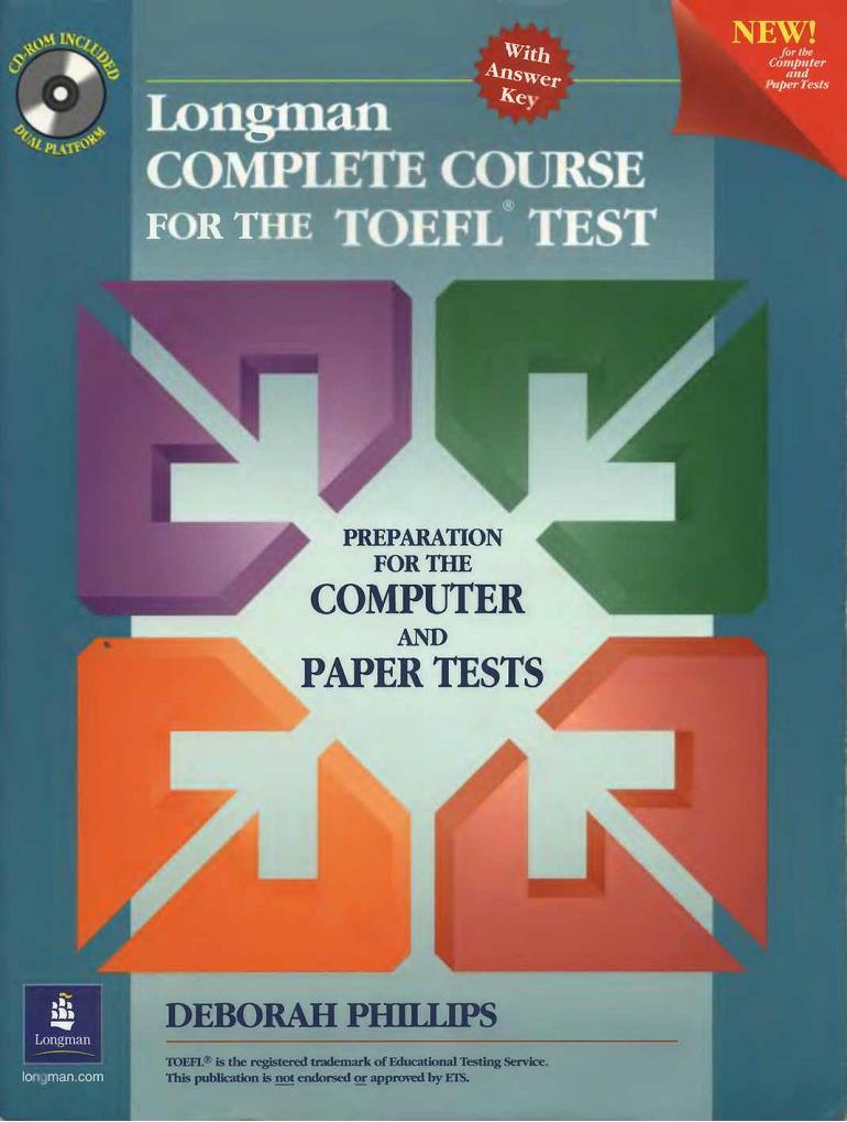 Toefl Course Pdf
