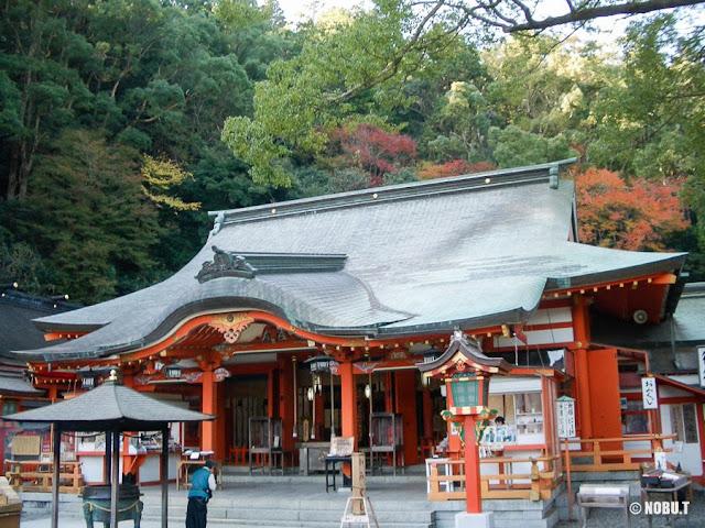 熊野那智大社・拝殿