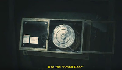 Gear Parts, Leon, Resident Evil 2, Remake