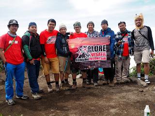 Paket Pendakian Gunung Merbabu 3.142 mdpl