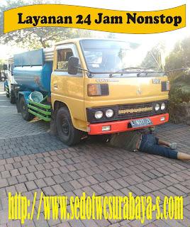 Septictank WC Anda Penuh, Telpon Saja Sedot WC Surabaya 085108111287