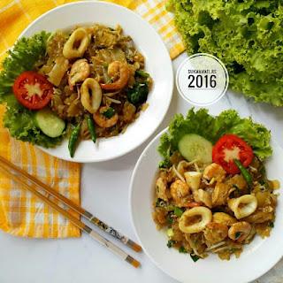Ide Resep Masak Kwetiaw Goreng Seafood