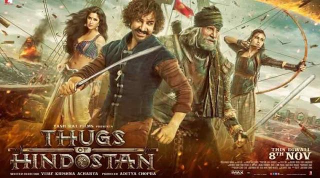 Thugs of Hindustan Break Bahubali 2