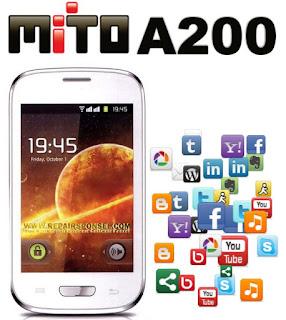 Hard Reset Mito A200 Buka Pola