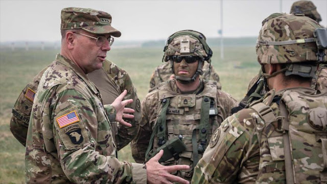 OTAN planea crear 2 comandos 'preparados' para conflicto con Rusia