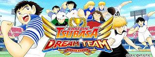 captain tsubasa dream team apk mod
