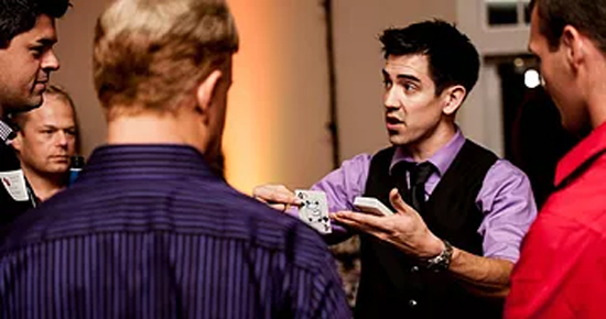 Dana Hill, Magician in Raleigh  North Carolina