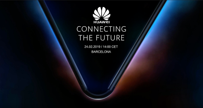 Watch the Huawei MWC 2019 event