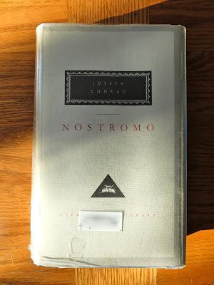 Nostromo by Joseph Conrad | Two Hectobooks