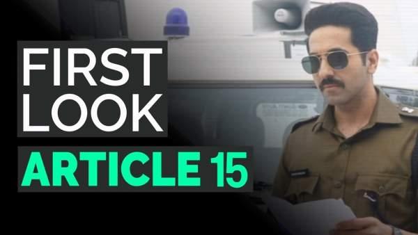 ayushman upcoming film article 15
