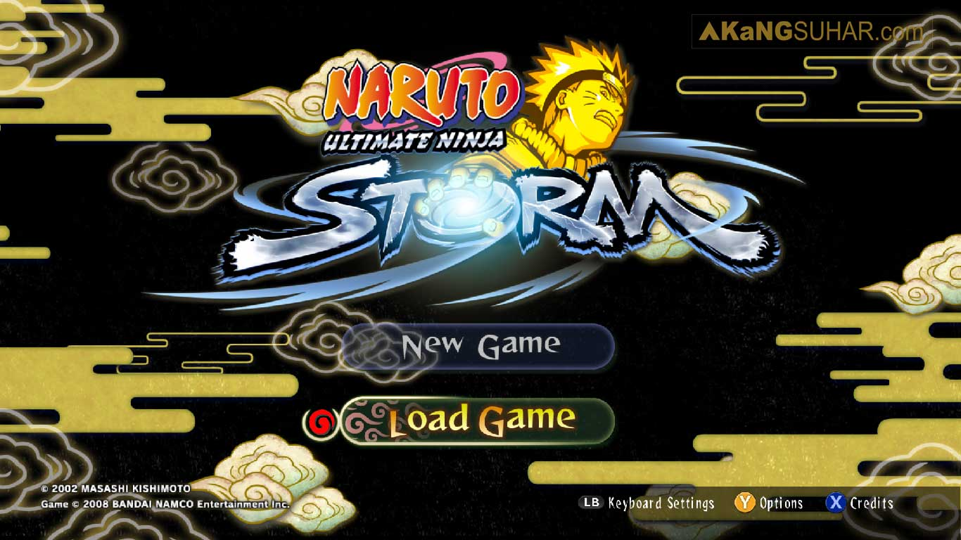 Free download Game Naruto Ultimate Ninja Storm 1 HD Full Version Terbaru Full Crack