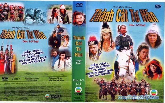 http://xemphimhay247.com - Xem phim hay 247 - Thành Cát Tư Hãn (1987) - Genghis Khan (1987)