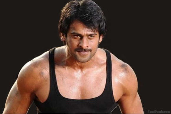 Image of Actor Prabhas