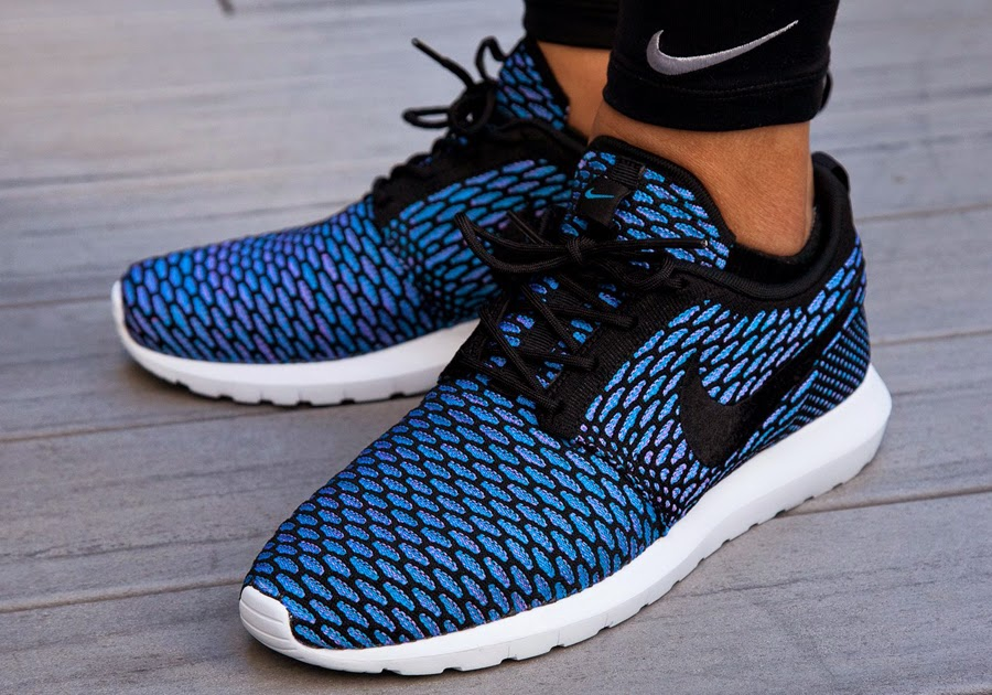 innovative design b0706 90fee nike roshe run flyknit releases