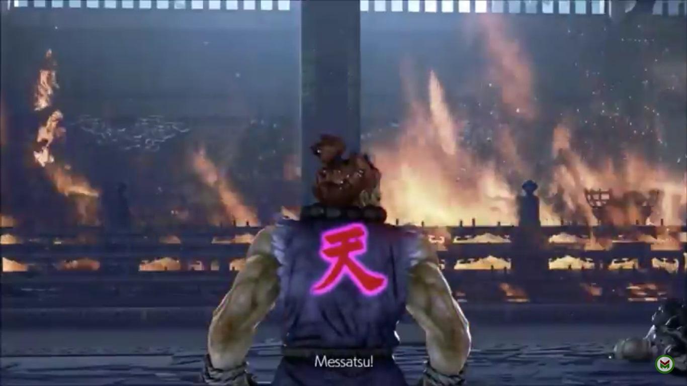 KAOS BYTES BLOG: Tekken 7 Story Special Chapter: The Agony