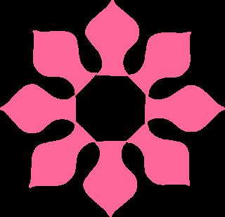 Flowers clip-art 38