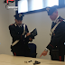 Bitritto (Ba). I carabinieri arrestano ad un posto di controllo un barese 24enne con una pistola rubata e droga [CRONACA DEI CC. ALL'INTERNO]