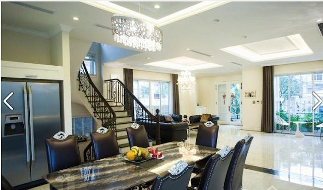 thiết kế đẹp cho phòng khách